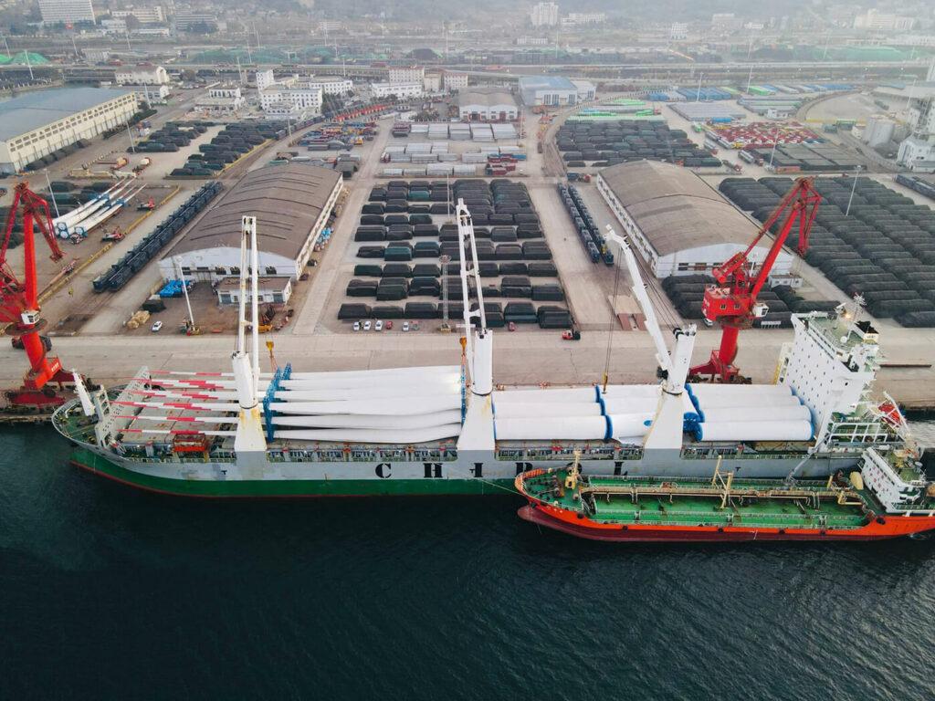 Großauftrag für die Lieferung von Offshore-Windturbinen für TGP